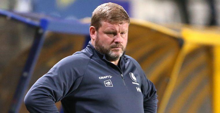 KAA Gent doet het ook tegen Vålerenga IF zonder Bezus en Yaremchuk