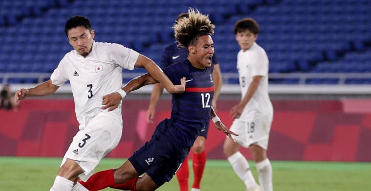 Verrassende kwartfinalisten Olympische Spelen, Frankrijk en Argentinië zijn klaar