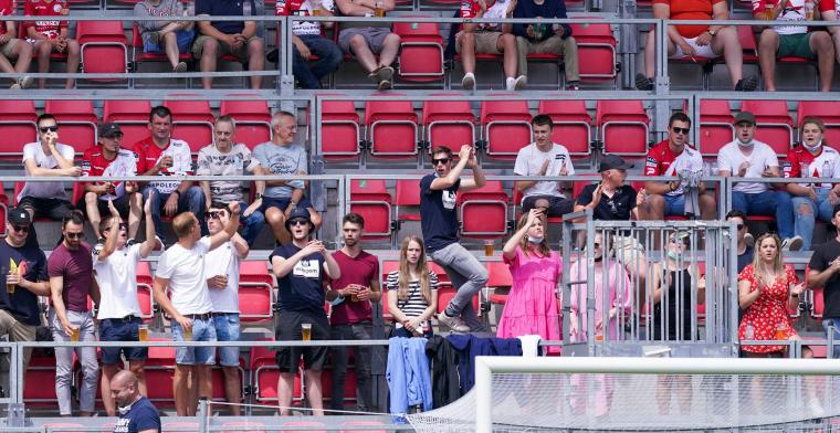 Gedaan met roken in de Elindus Arena, alle Belgische stadions zijn nu rookvrij