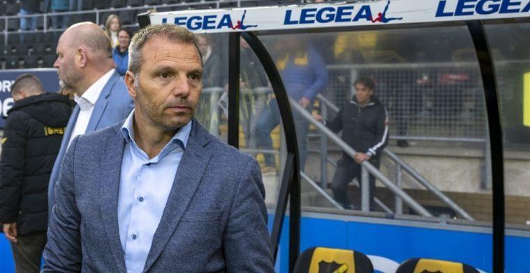 NAC Breda haalt statement van website: 'Excuses, dit had niet gemogen'