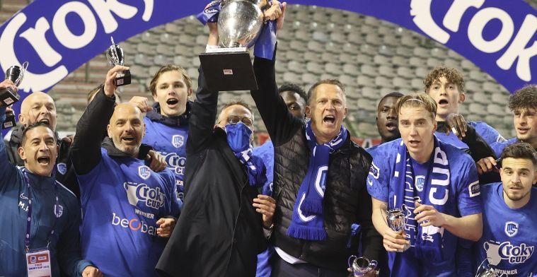 Champions League-voetbal op VTM: ook voorronde KRC Genk wordt uitgezonden