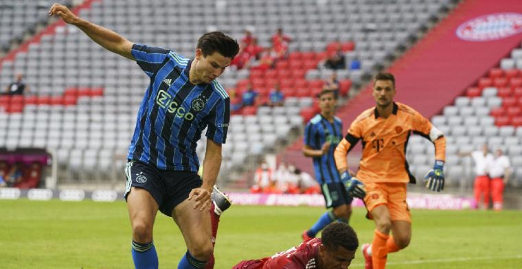 Overmars bevestigt interesse van Hertha BSC:  Een van de clubs