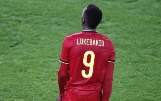 Afbeelding: Lukebakio (ex-Anderlecht) schittert in oefenpartij, Van Dijk is terug