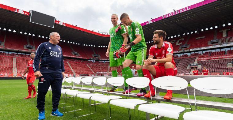 Twente kwam uit bij PSV en Vitesse: 'We hadden een lijstje, ze stonden er hoog op'