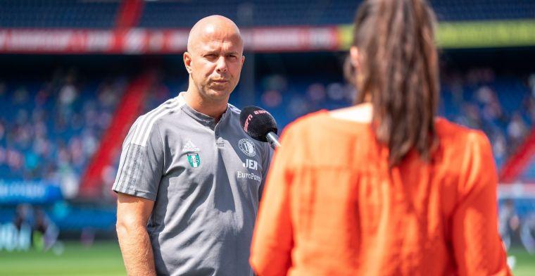 Slot: 'Feyenoord wil naar hogere transfersommen toe, dan is dit belangrijk'