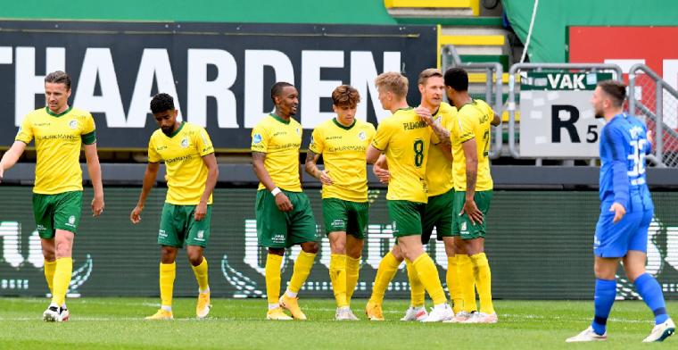 Fortuna Sittard legt middenvelder vast: 'Blij dat ik heb kunnen overtuigen'