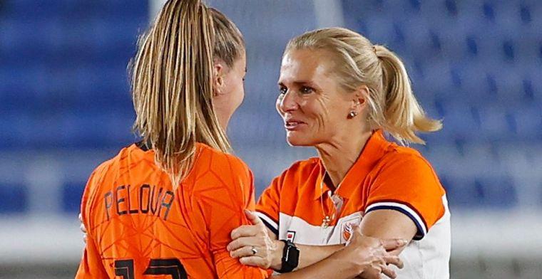Oranje zeker van Olympische zege: 'Dit gaat niet mijn laatste wedstrijd worden'