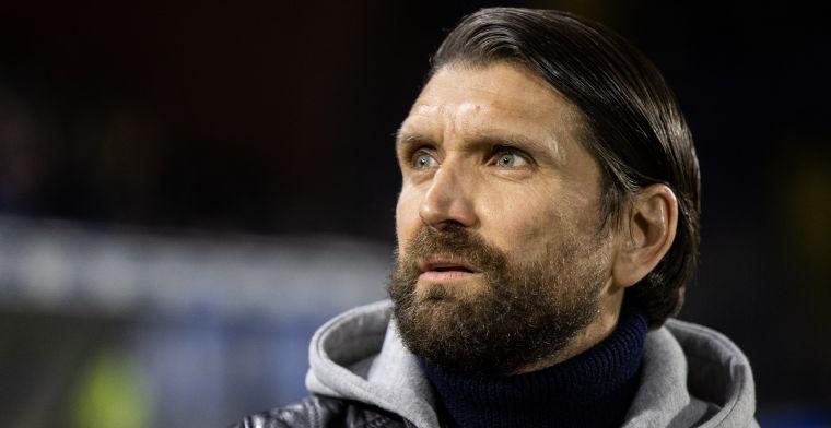 Totale chaos bij Esbjerg: 'Als spelers weg willen door Hyballa, regelen we dat'