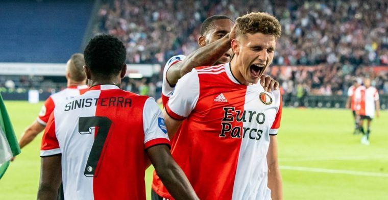 Feyenoord in vijf conclusies: werk aan de winkel voor Arnesen na wanvertoning