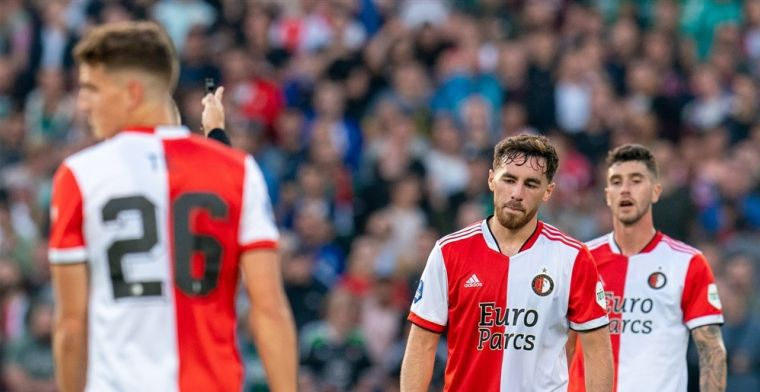 Spelersrapport: maar drie voldoendes voor ongelofelijk mazzelend Feyenoord