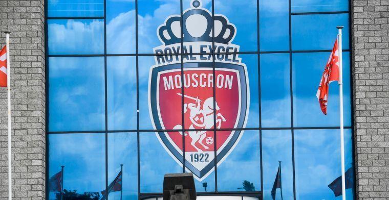 OFFICIEEL: Moeskroen haalt ex-speler Waasland-Beveren en OHL in huis