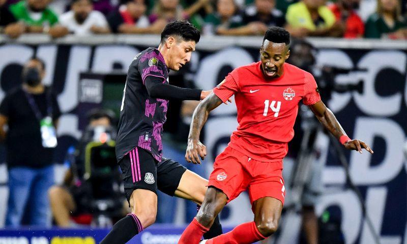 Afbeelding: Mexico en Verenigde Staten plaatsen zich voor finale Gold Cup