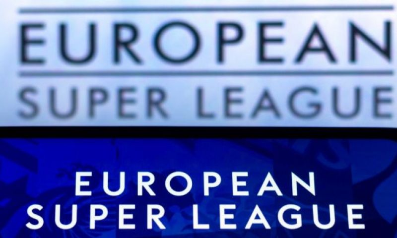 Afbeelding: UEFA lijdt nederlaag in rechtbank, Super League-clubs houden vast aan plannen