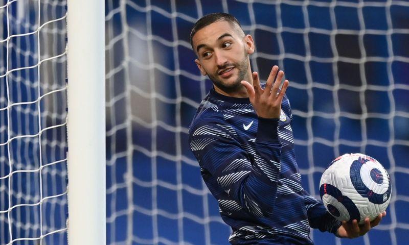Afbeelding: 'Chelsea-vertrek niet uitgesloten: Ziyech gefascineerd door Italiaanse interesse'