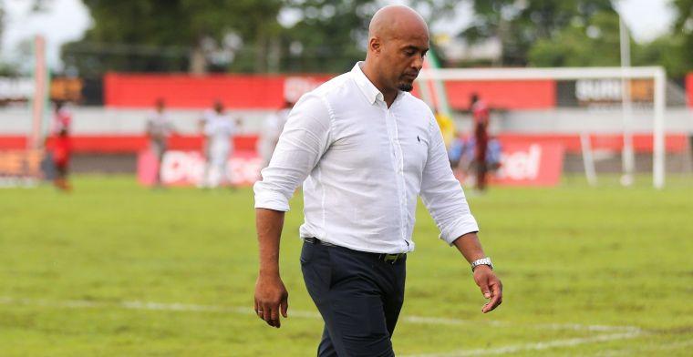 Gorré ontslagen bij Suriname na opmerkelijk statement van voetbalbond