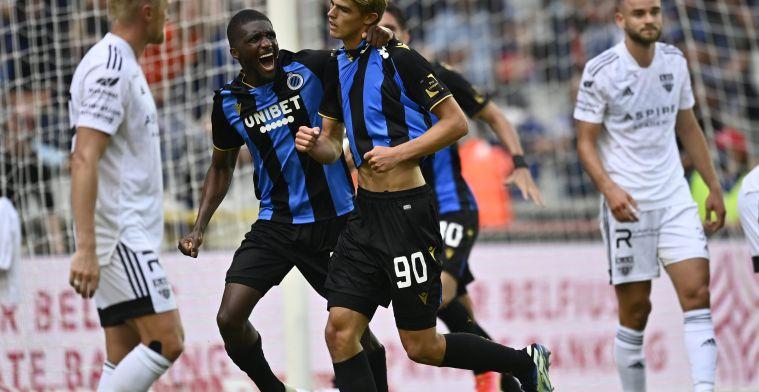 """Vroeg competitiebegin JPL: """"Club Brugge en Antwerp wachten op versterkingen"""""""