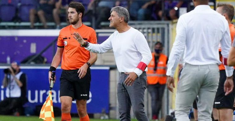 Mazzu voor de komst van Club Brugge: Ze zullen niet tevreden zijn