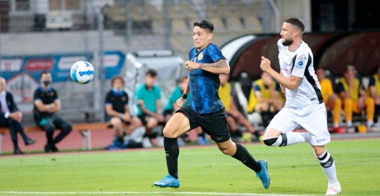 Inter stelt geduld Anderlecht en Club op de proef: 'Spits mag nog niet vertrekken'