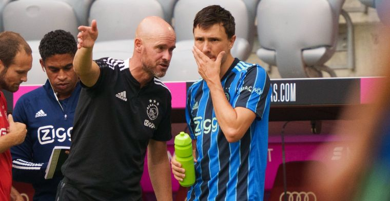 Opvallend weinig concurrentie voor Ajax: 'Het viel qua opties best wel mee'
