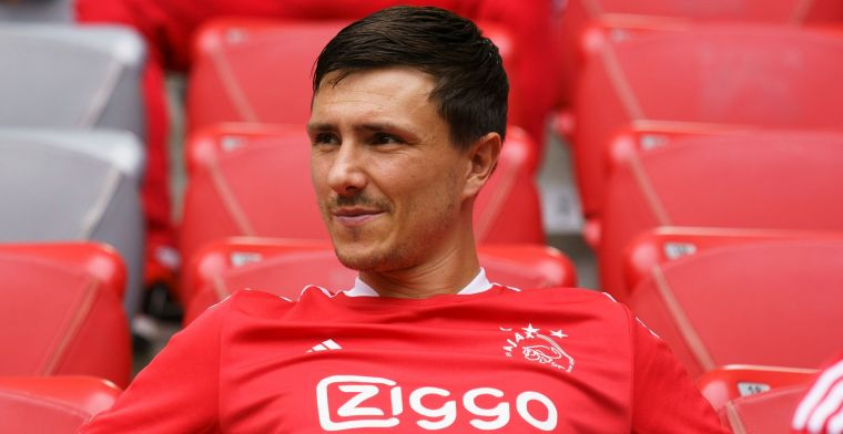 Berghuis neemt emoties voor lief na Ajax-transfer: 'Twee dingen gingen te ver'