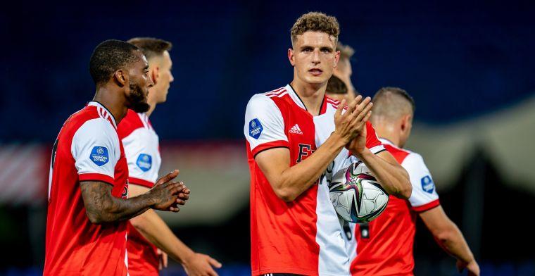 Kranten sparen Feyenoord niet na winst: 'Dat zal Slot nooit hebben vermoed'