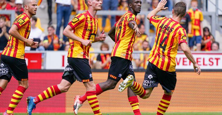 """Nieuweling KV Mechelen is ambitieus: """"Ik wil ooit Champions League spelen"""""""