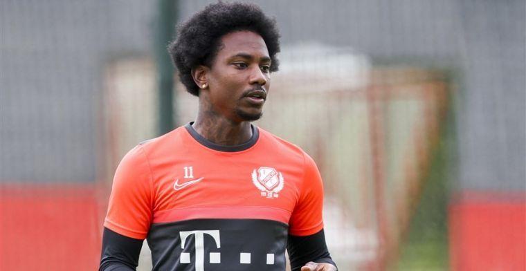 FC Utrecht en Elia gaan uit elkaar: 'Niet geworden wat we gehoopt hadden'