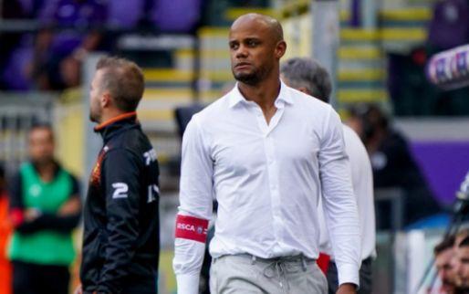 'Kompany kiest voor nieuwe formatie bij Anderlecht, Raman wordt slachtoffer'
