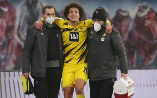 Afbeelding: Witsel traint opnieuw mee bij Dortmund: