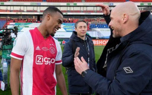 Gravenberch: 'Hoge transfersom goed voor Ajax, maar indirect ook voor mezelf'