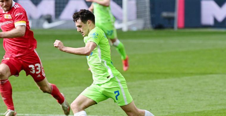 'Van Bommel moet vrezen: Wolfsburg-steunpilaar wil naar Spanje of Italië'