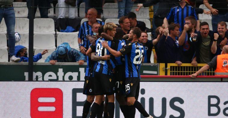"""De Ketelaere (Club Brugge) houdt transferdeur op een kier: """"Zou anders dom zijn"""""""