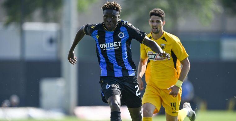 'Stade de Reims shopt bij Club Brugge en haalt aanvaller Badji in huis'