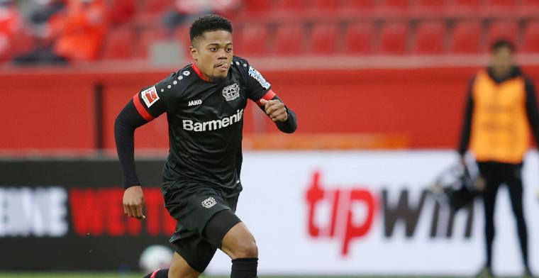 Bayer Leverkusen bereikt akkoord: Bailey op weg naar de Premier League