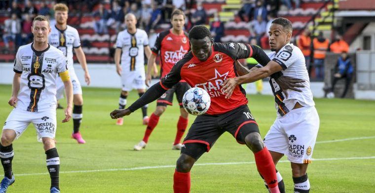 KV Mechelen wordt verrast en gaat onderuit tegen promovendus Seraing