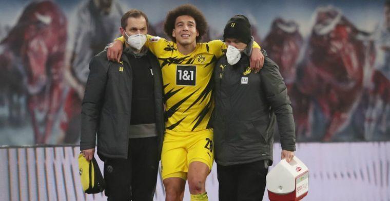 Witsel traint opnieuw mee bij Dortmund: Ik voel me een beetje een nieuwkomer