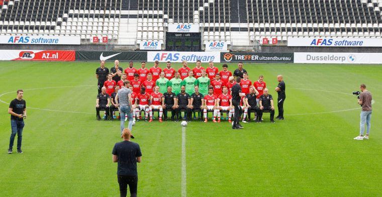 AZ wint nu wel van oude Europa League-bekende Real Sociedad en tankt vertrouwen