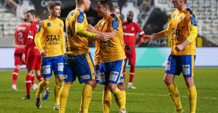 OFFICIEEL: Waasland-Beveren haalt middenvelder op bij Crystal Palace