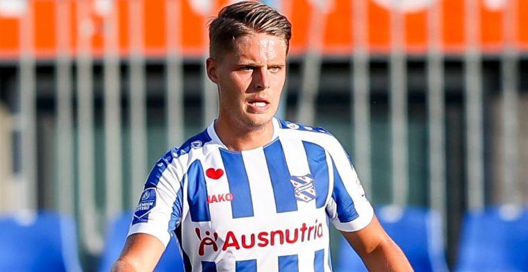 Veerman vertelt over Feyenoord-transfer: 'Ben tevreden man als ik daarheen kan'