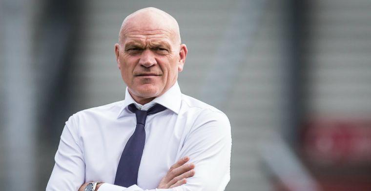 Ultee haalt Wouters naar Fortuna: 'Gaat ons helpen met al zijn voetbalkennis'