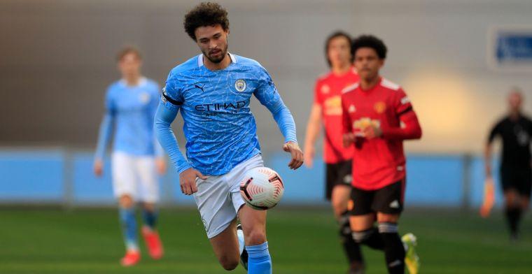 Sandler 'gelukkig' na speeltijd bij Manchester City: 'Beste gevoel wat er is'