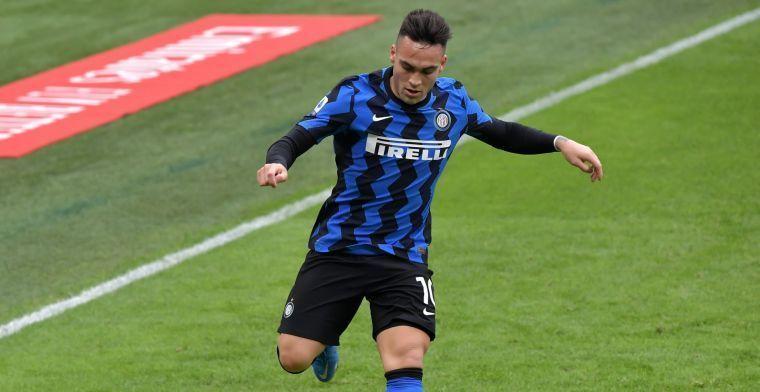 'Transfer van Martinez is bespreekbaar voor Inter, meer kans om Lukaku te houden'