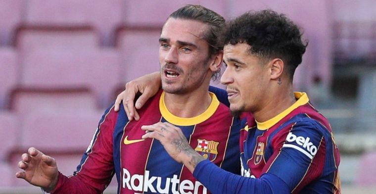 'Duo lijkt bij Barcelona te blijven: alleen transfer bij niet te weigeren aanbod'