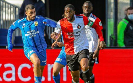 Afbeelding: LIVE: Conference League-loting met Feyenoord en Vitesse (gesloten)