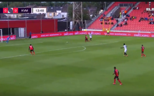 GOAL: Seraing wint van Mechelen, Souza geeft doelpunt weg aan promovendus