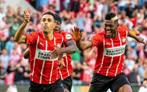 Afbeelding: LIVE: PSV weet waar het aan toe is in voorportaal Champions League (gesloten)