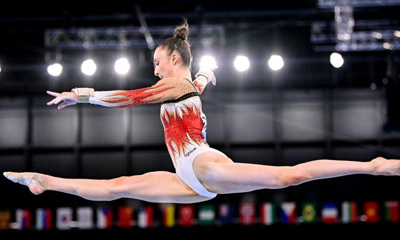 Afbeelding: Olympische spanning bij Voet: