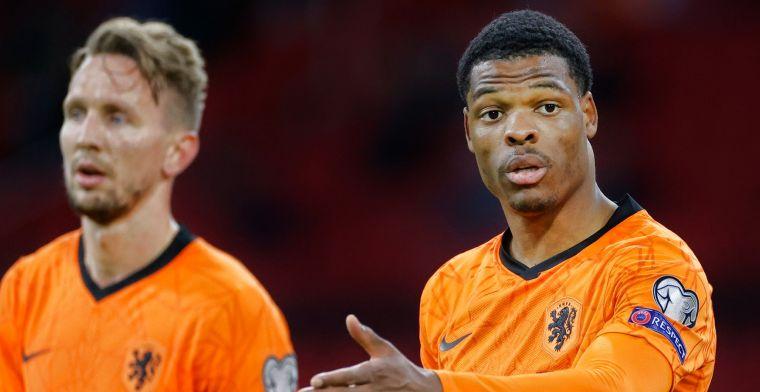 De Jong- en Dumfries-update: 'Paar miljoen betalen, vindt PSV nog verantwoord'