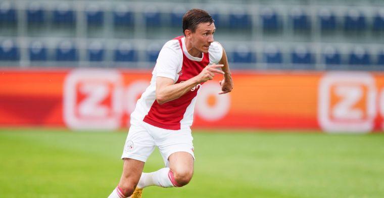 Berghuis noemt drie Ajax-spelers: Dat zijn dingen die moeten gaan groeien