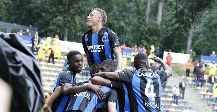 Club Brugge boekt felbevochten zege met veel dank aan Sobol